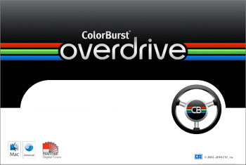 ColorBurst Overdrive