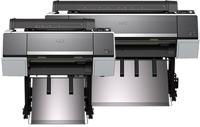 Epson Sure Color Printers Featuring HD & HDX P600, P800, P6000, P7000, P8000 & P9000